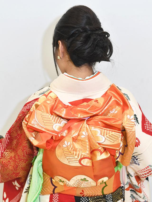 No.770いら 振袖スナップ写真5