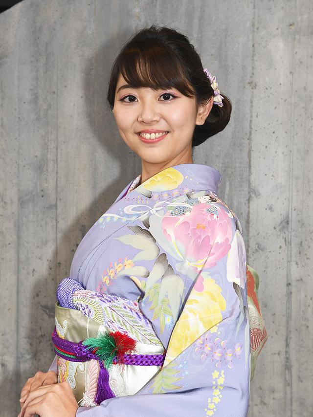No.761Asuka 振袖スナップ写真1