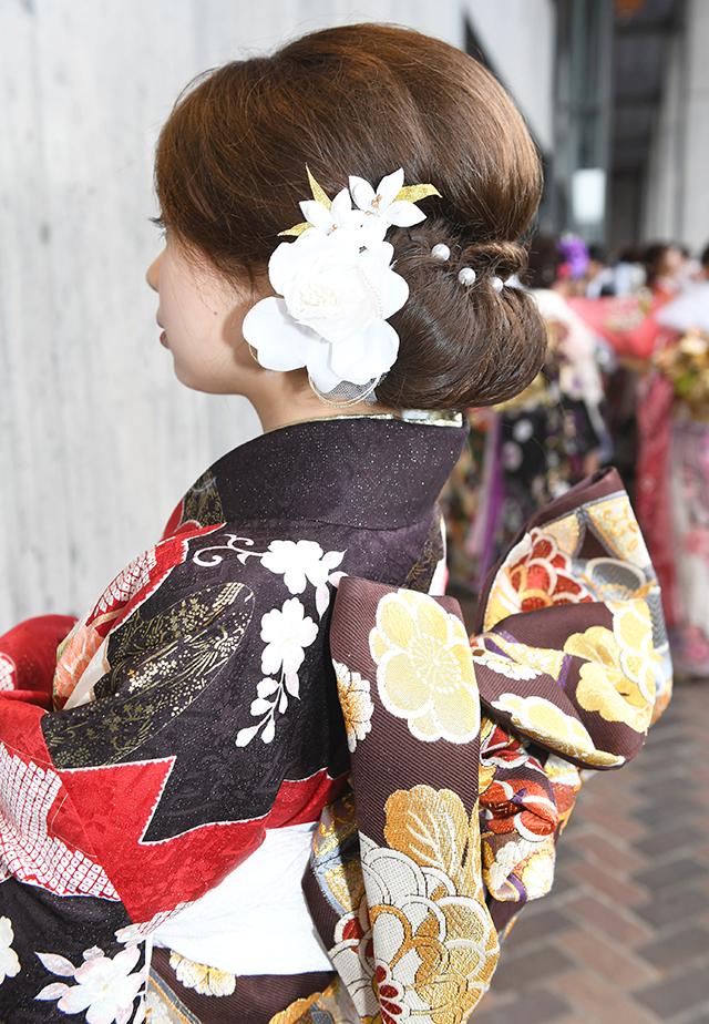 No.763Misaki 振袖スナップ写真5