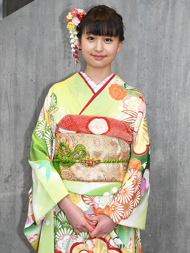 No.762LUCKY♡ 振袖スナップ写真3