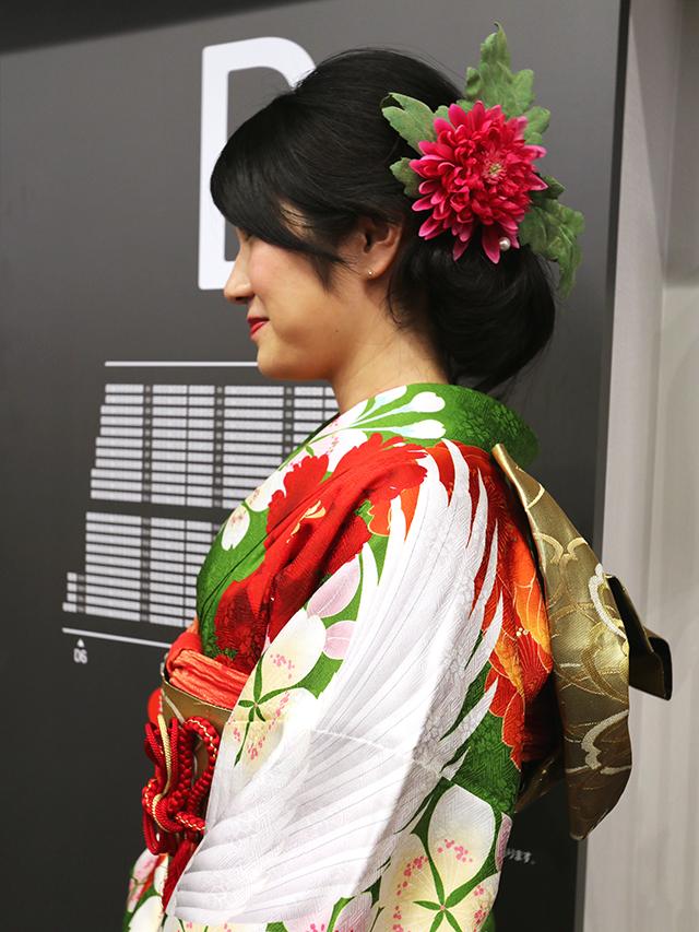 No.756ももか 振袖スナップ写真4