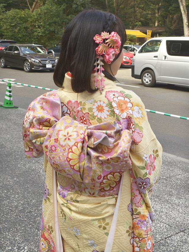 No.826すがやん 振袖スナップ写真4