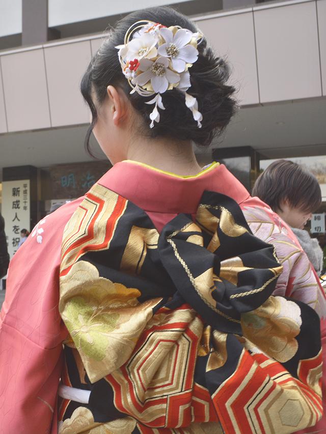 No.832あきほ 振袖スナップ写真3