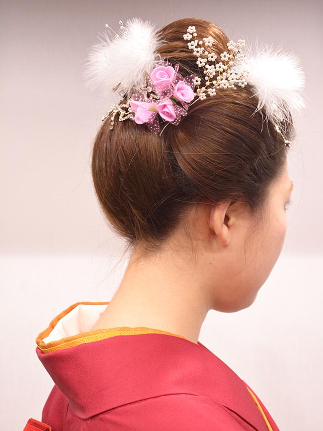 No.816こってぃ 振袖スナップ写真5