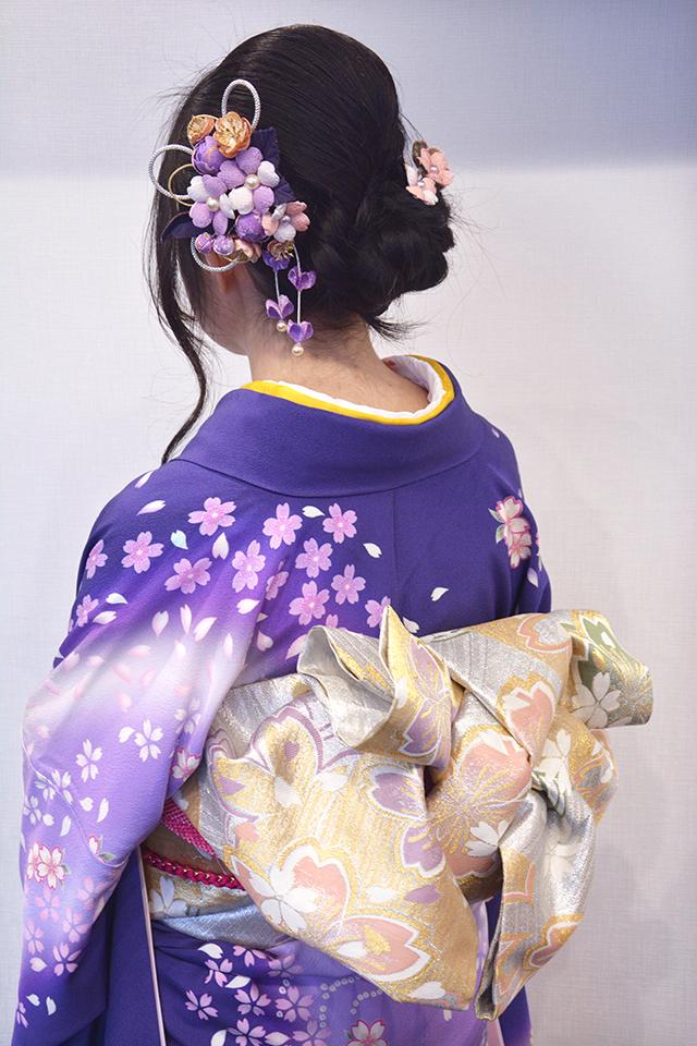 No.821きのこずし 振袖スナップ写真3