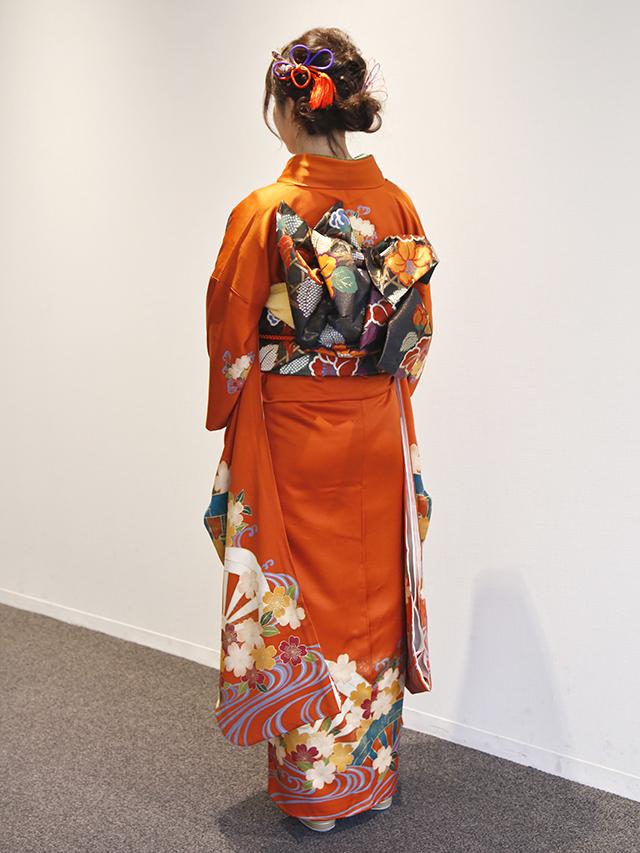No.792のんてぃー 振袖スナップ写真3