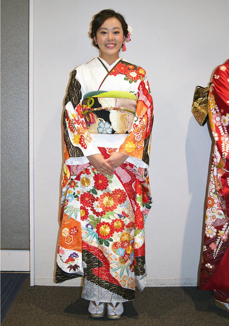 No.938みゆ 振袖スナップ写真3
