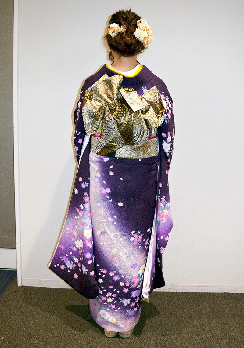 No.940れな 振袖スナップ写真3