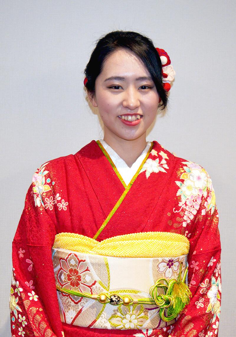 No.941ちか 振袖スナップ写真1