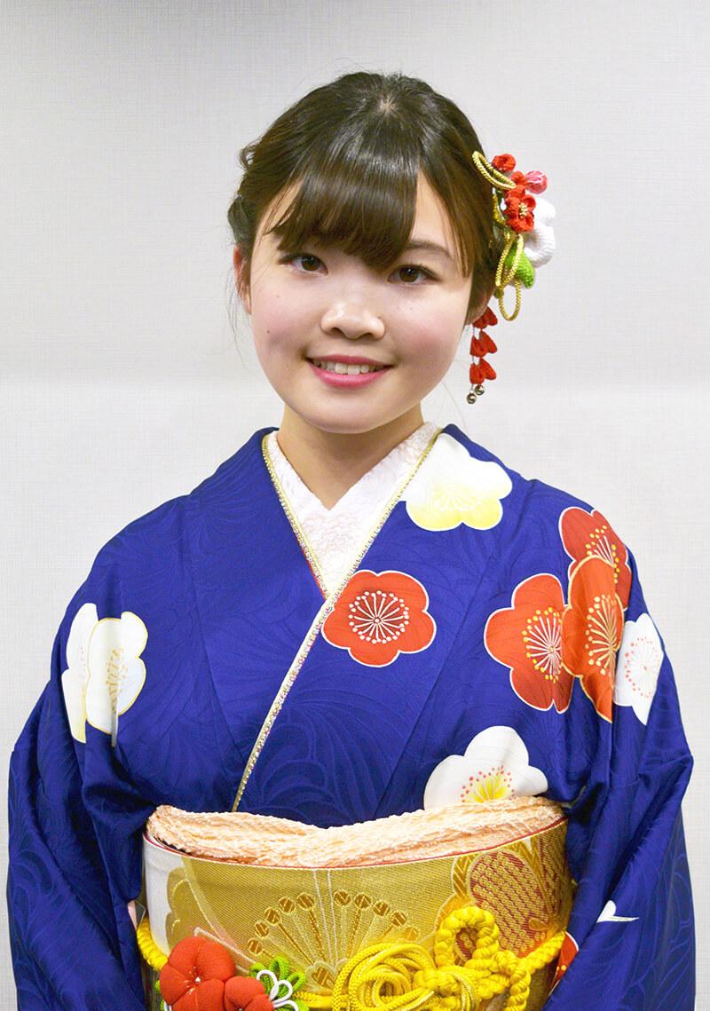 No.956さとちん 振袖スナップ写真1