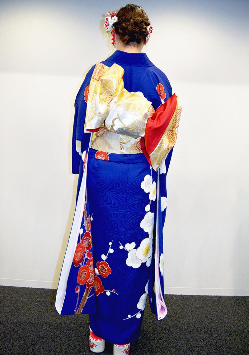 No.956さとちん 振袖スナップ写真4