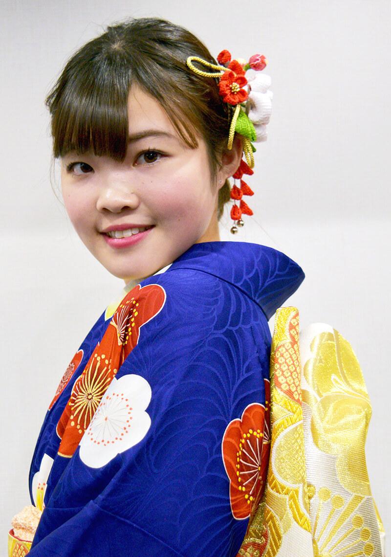No.956さとちん 振袖スナップ写真5