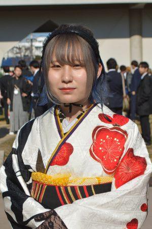 No,1047 り 振袖スナップ写真