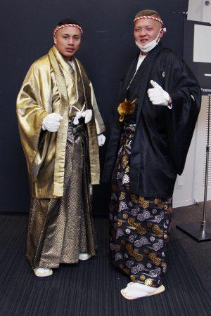 No,971 カルビン/山谷海生 振袖スナップ写真